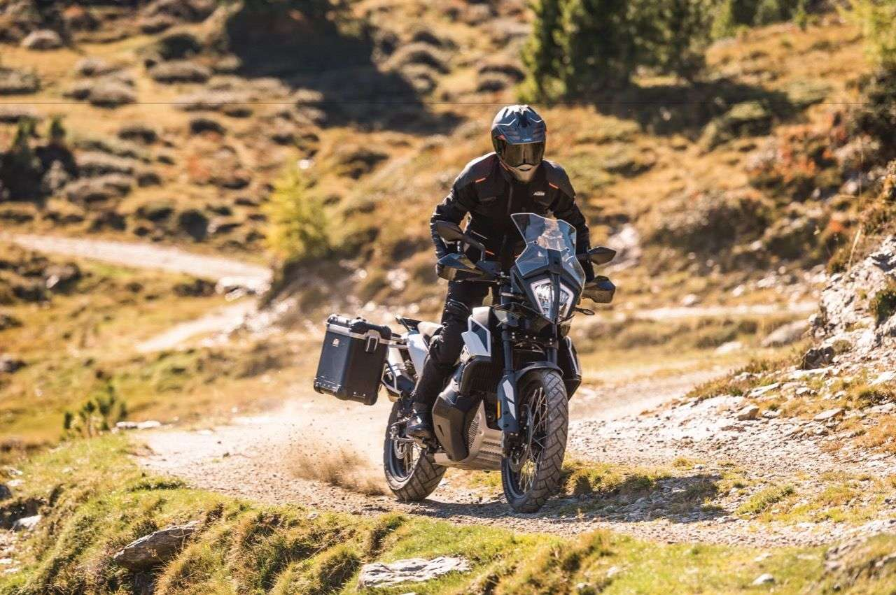 KTM 790 Adventure: Neuer Rivale für Honda Africa Twin, BMW F 850 GS, Triumph Tiger 800 & Co.