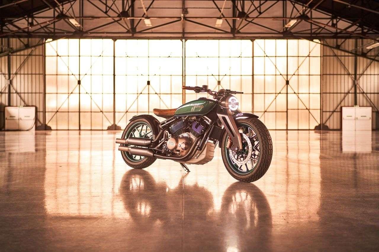 Gewaltiger Schritt für den indischen Motorradbau: Designstudie Royal Enfield KX – ein Vorbote größerer Modelle und Motoren!