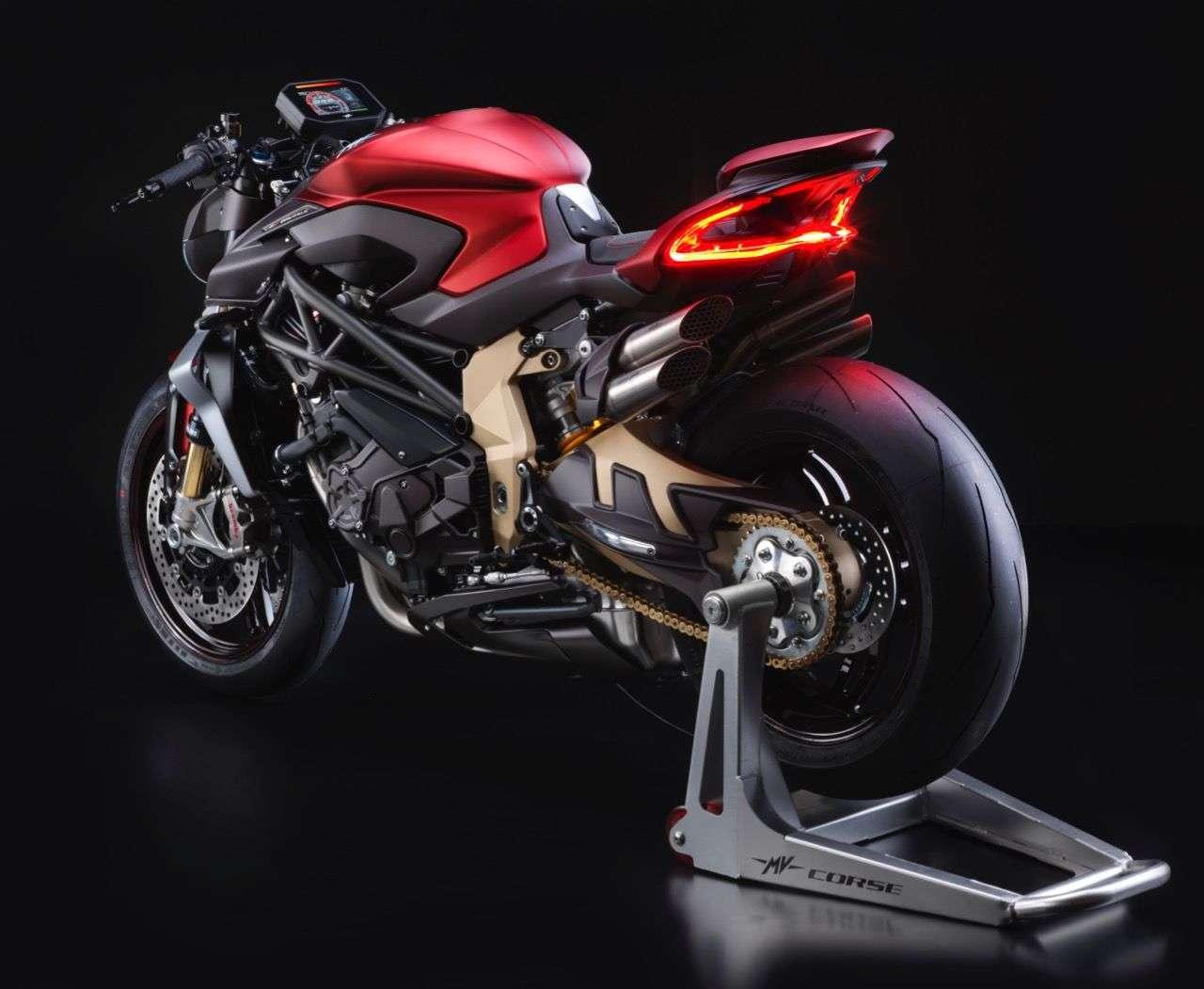 MV Agusta Brutale 1000 Serie Oro: Das Comeback einer Kultmarke mit einem Paukenschlag – dem mit 208 PS stärksten Serien-Naked Bike der Welt!