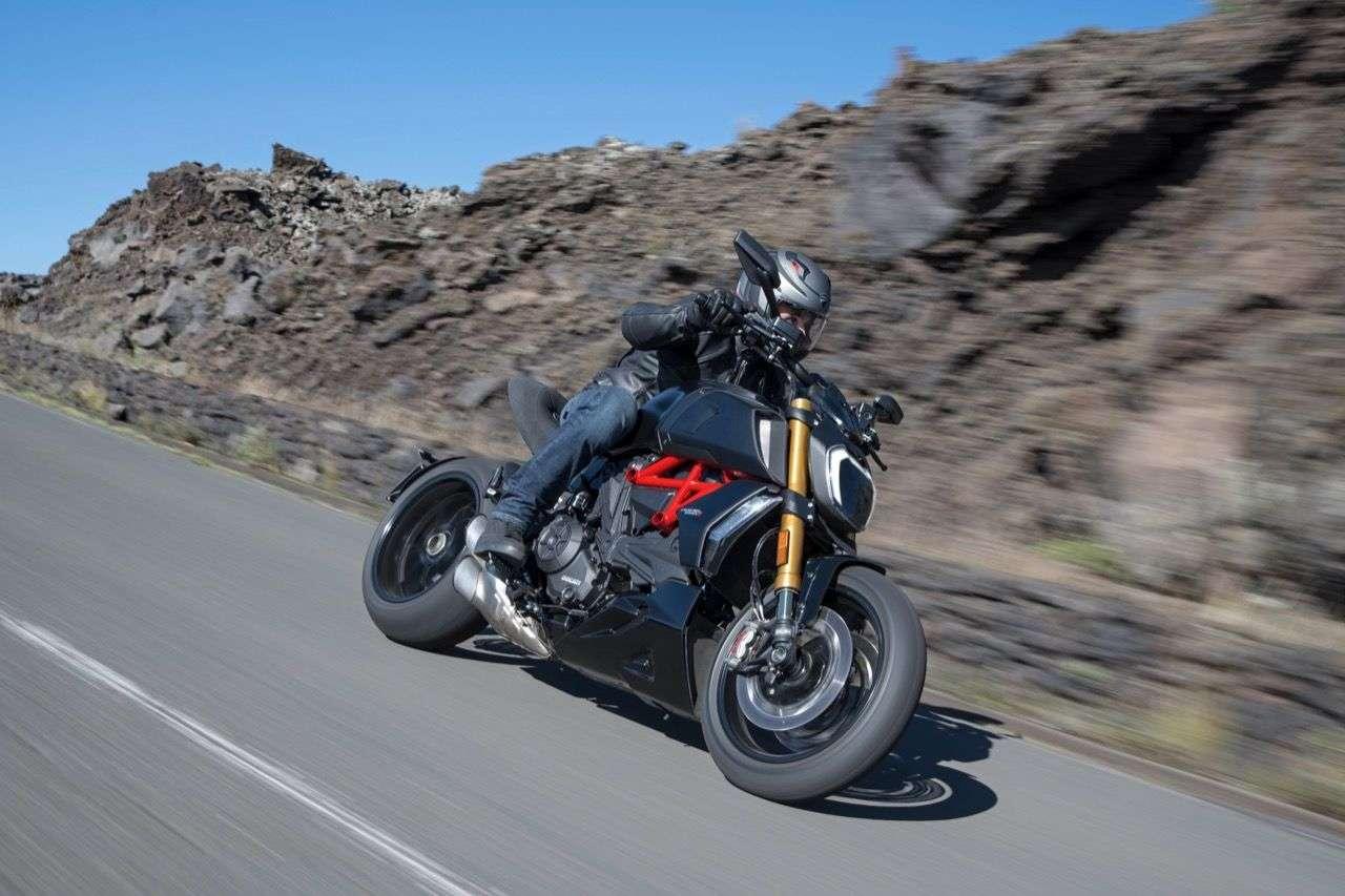 Ducati Diavel 1260: Die zweite Generation mit neuem Motor, neuem Rahmen und mehr Elektronik kommt 2019 zu den Händlern.