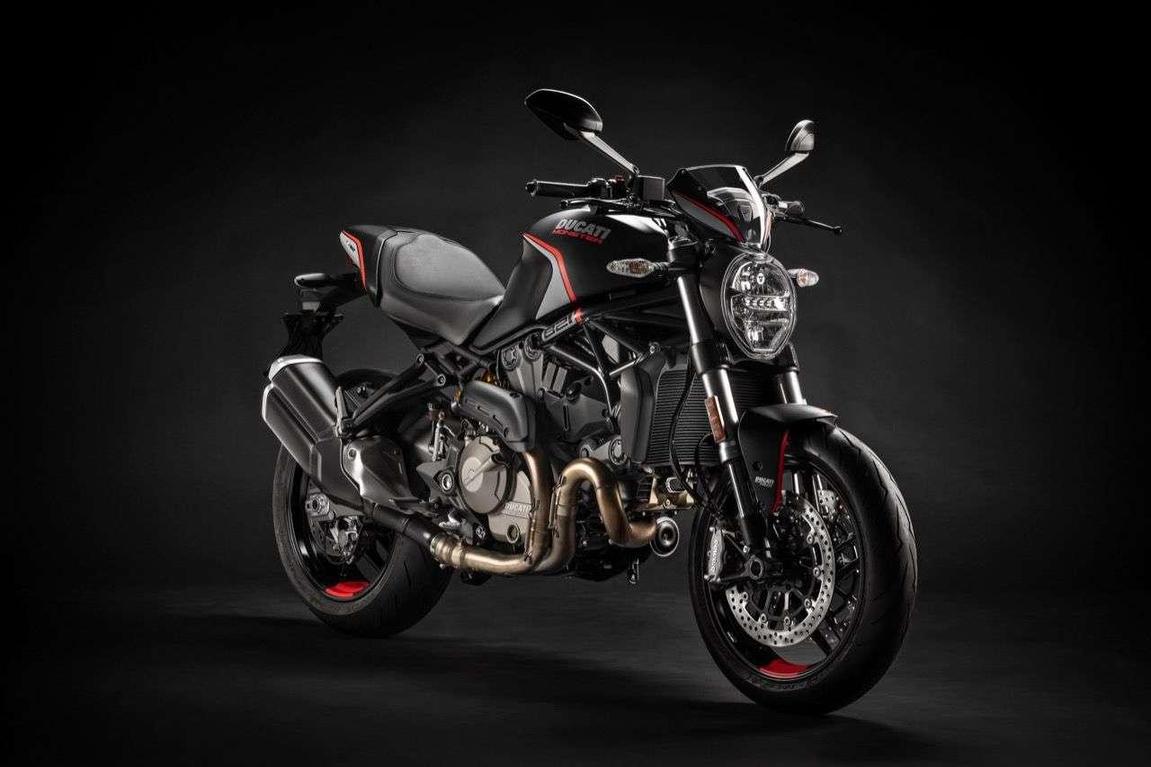 Ducati Monster 821 Stealth: Cooles Sondermodell für 2019 –im edlen Look und mit mehr Ausstattung.