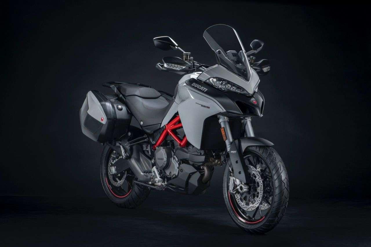 Ducati Multistrada 950 S: Jetzt mit dem vollen Elektronikpaket!