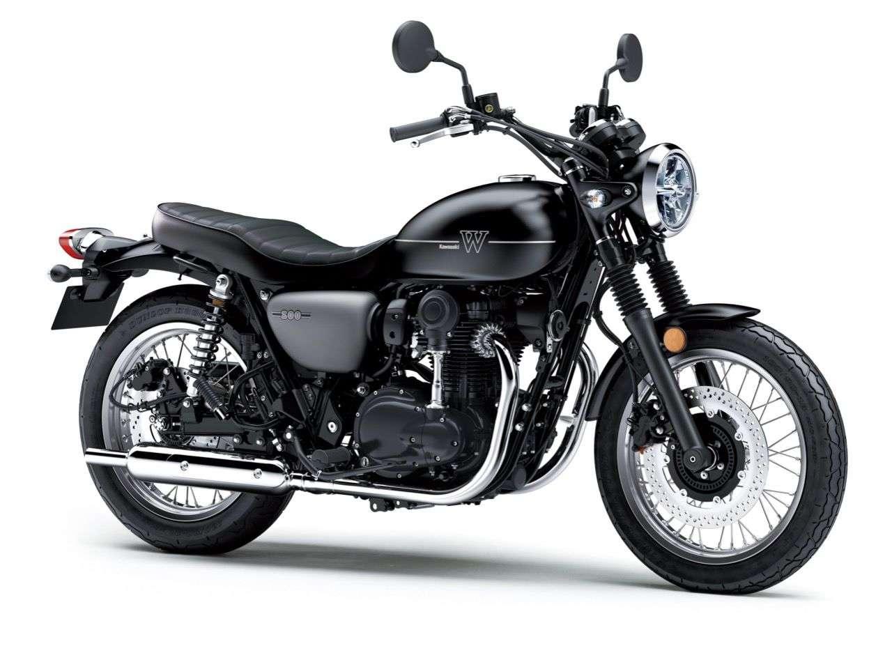 Die Kawasaki W800 kehrt 2019 zurück!