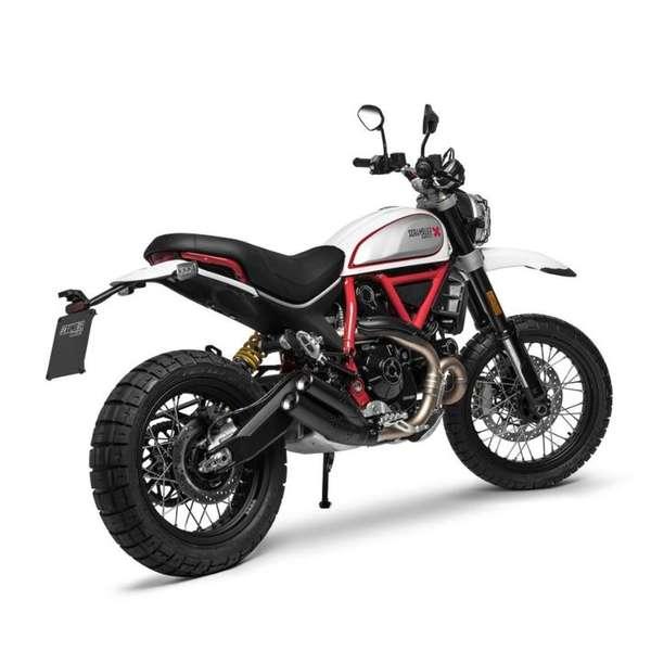 Ducati Scrambler 2019 Icon Full Throttle Cafe Racer Desert Sled