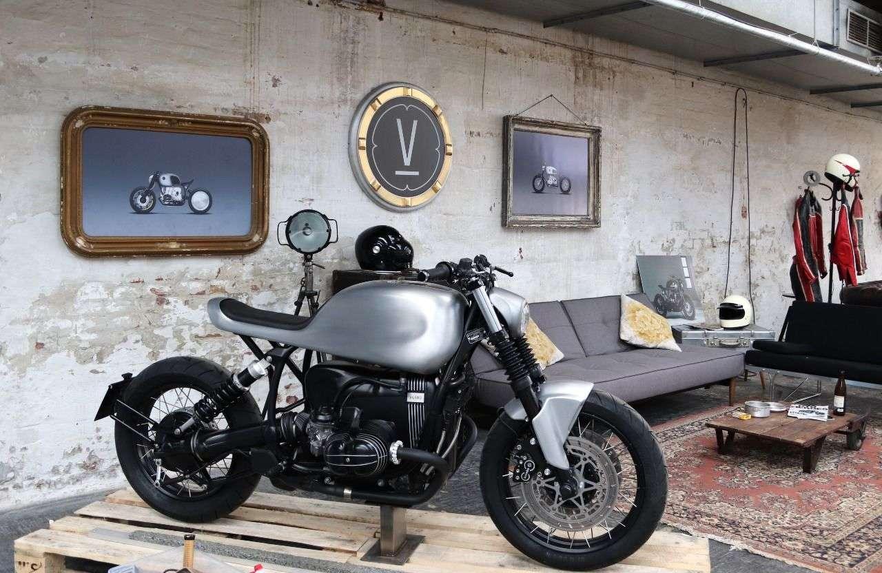 Willkommen im Wohnzimmer. Der Motocircle ist für alle, die individuell und frei leben und fahren wollen.