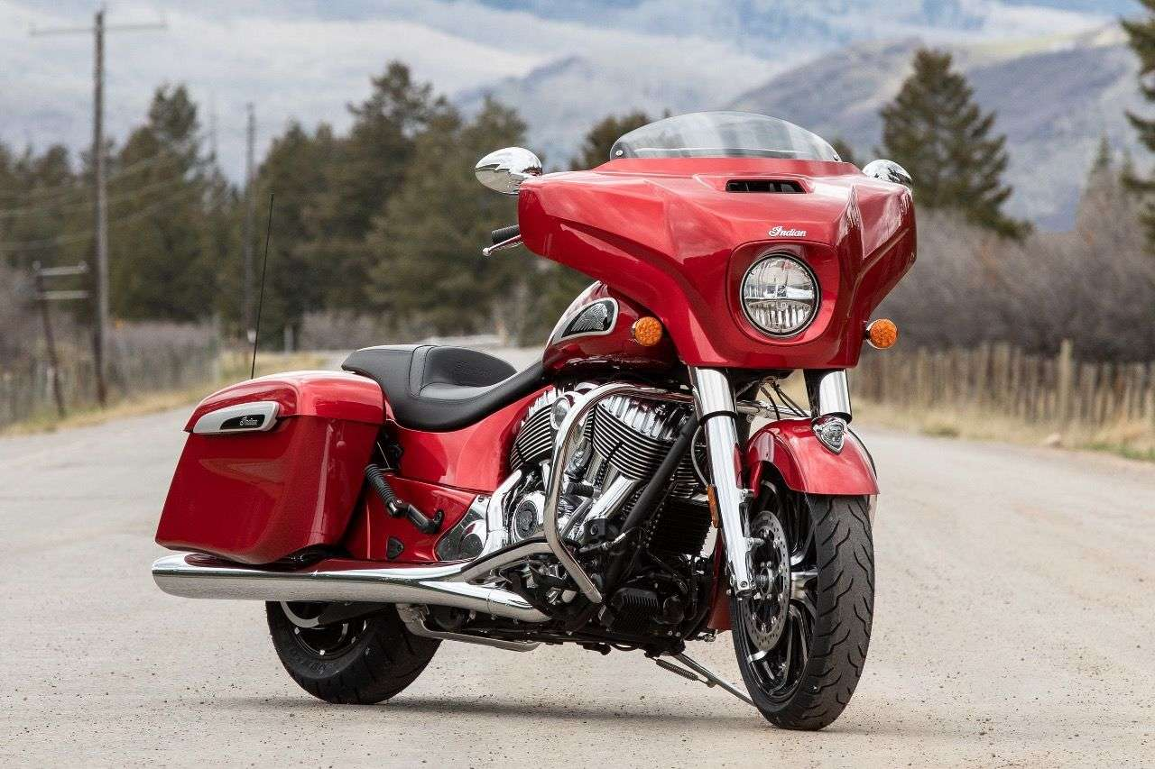 Indian Chieftain Limited des Modelljahrs 2019: Lässiger, cleaner, cooler.
