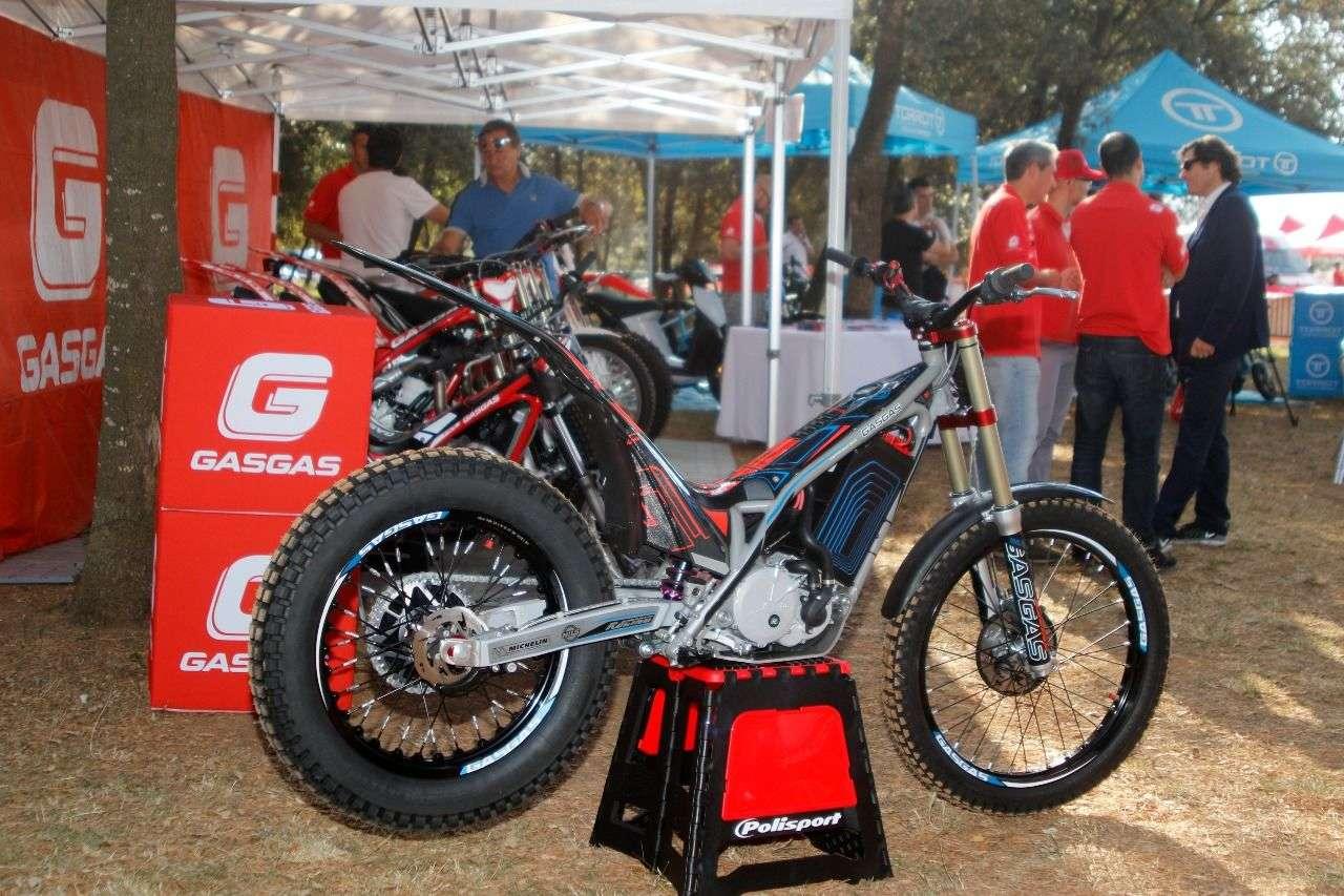 GasGas Elektro-Trial TXE 2019