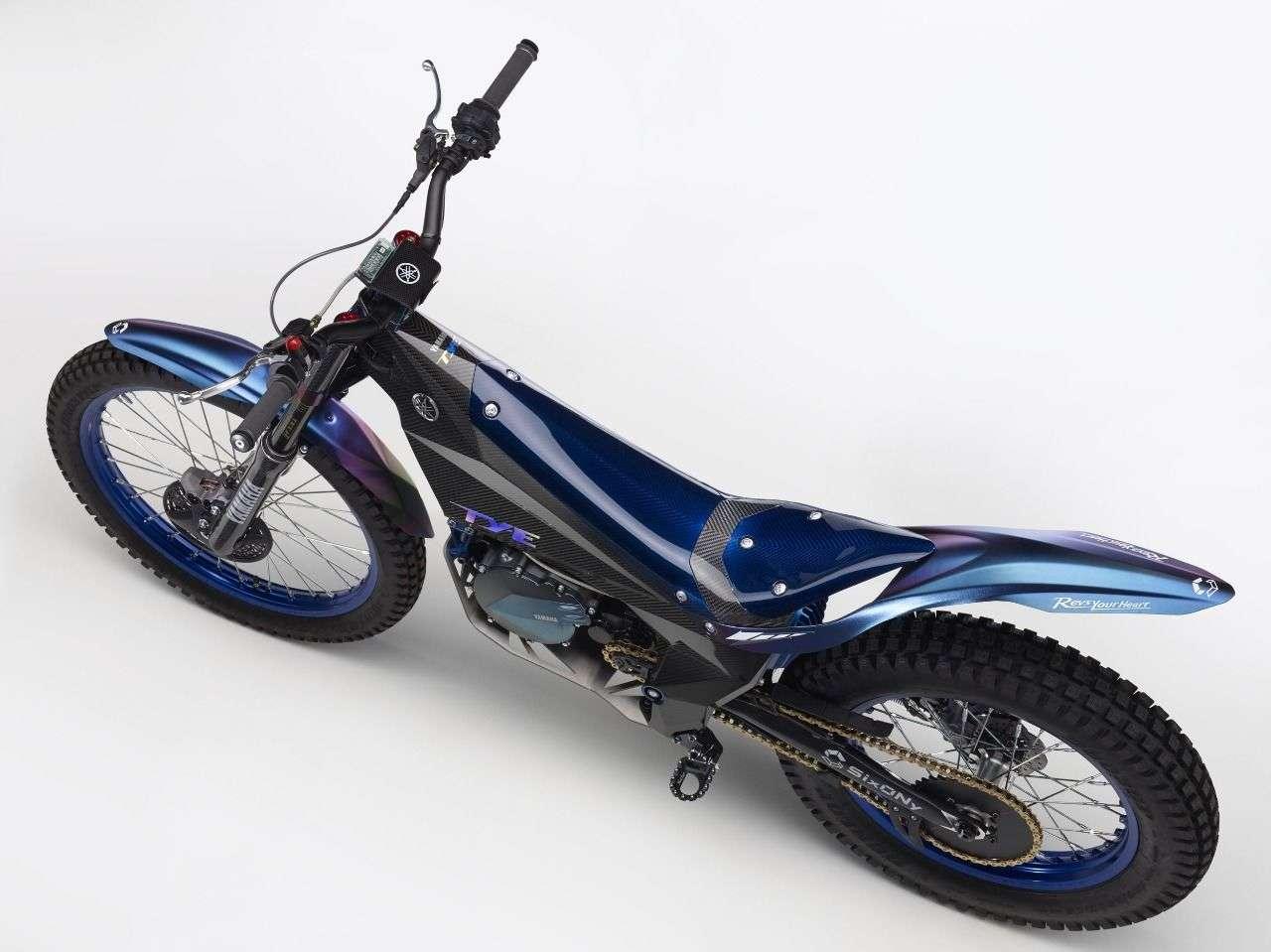 Motorräder, die so aussehen, dürfen auch mit Strom fahren.