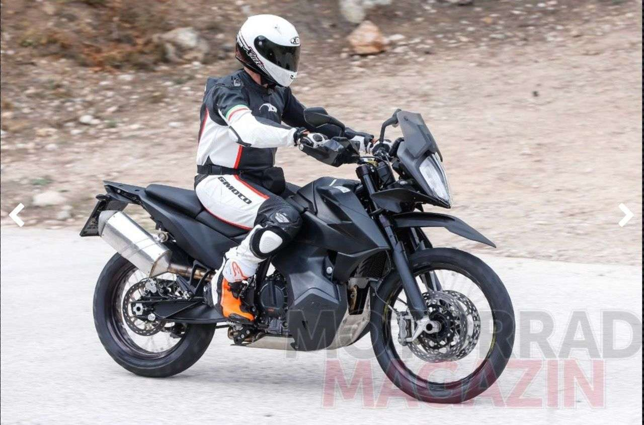 KTM 790 Adventure S 2019 – Foto © bmh-images