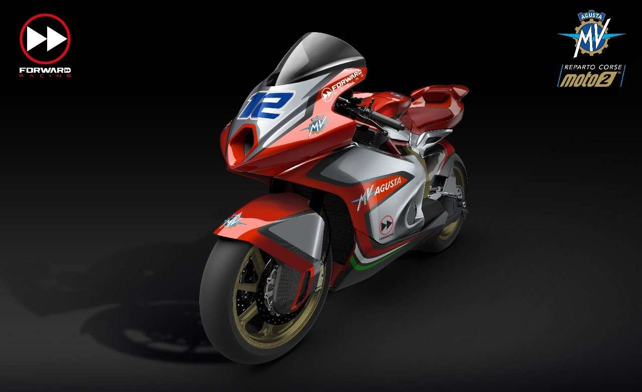 Nach 42 Jahren kehrt MV Agusta in den MotoGP-Zirkus zurück.