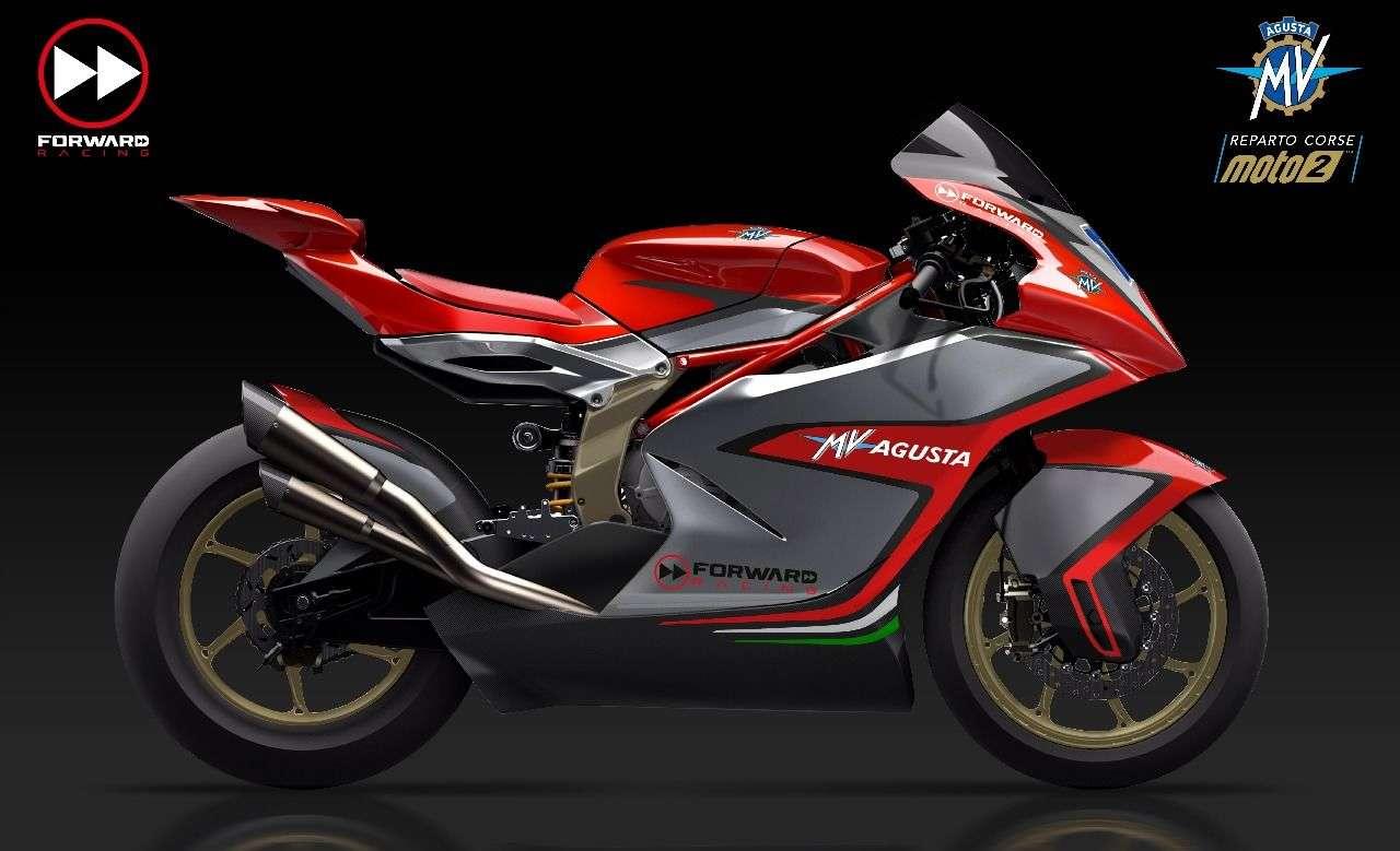 Im Design war MV Agusta schon immer Weltmeister.