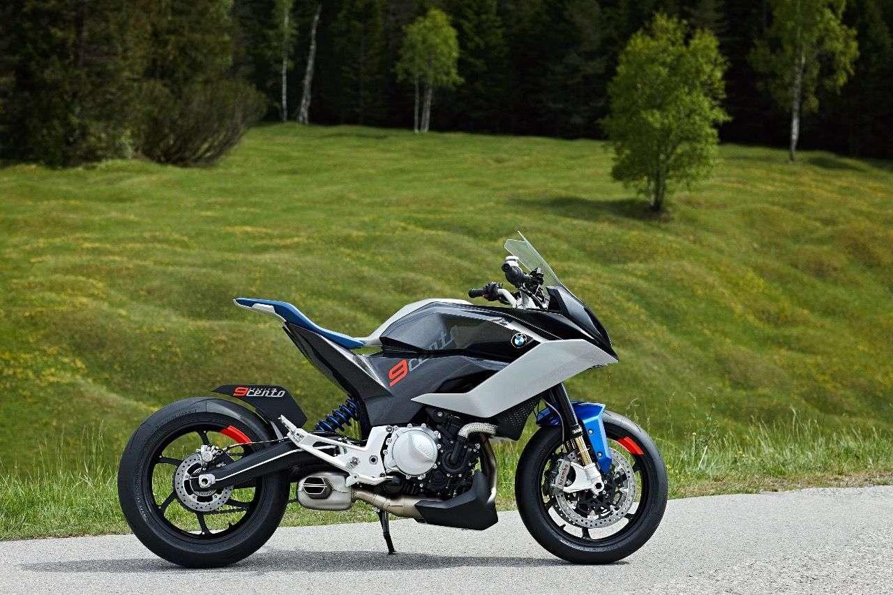BMW Concept 9cento in sportlichem Purismus ...