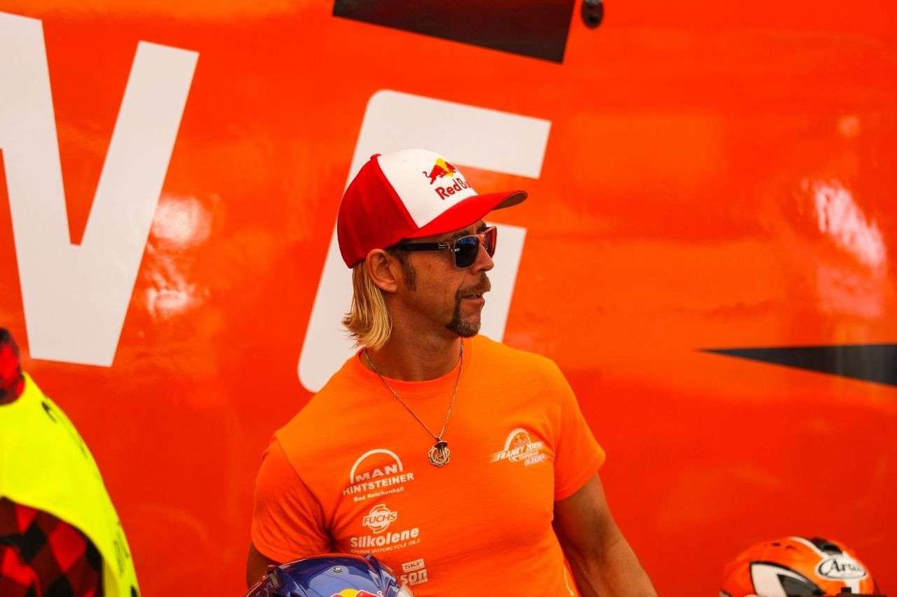 Was wäre wenn ... Franky Zorn nicht den Start zum ersten Rennen vergeigt hätte? Im zweiten Lauf fuhr der Eisspeedway-Profi eine sensationelle Zeit von 1.22.