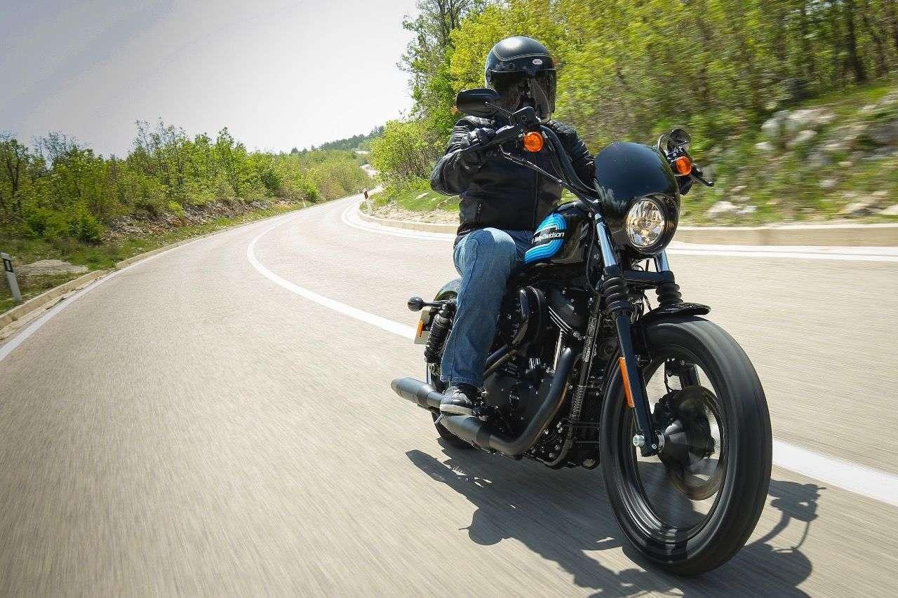Harley-Davidson Iron 1200 im ersten Test: Mehr Eisen für wenig Kohle