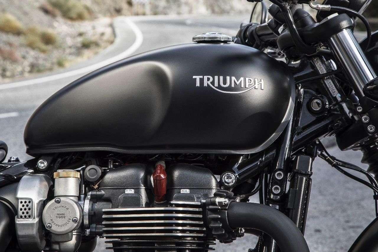 Extrem schön gemachte Details, etwa der schwarz pulverbeschichtete Motor ...