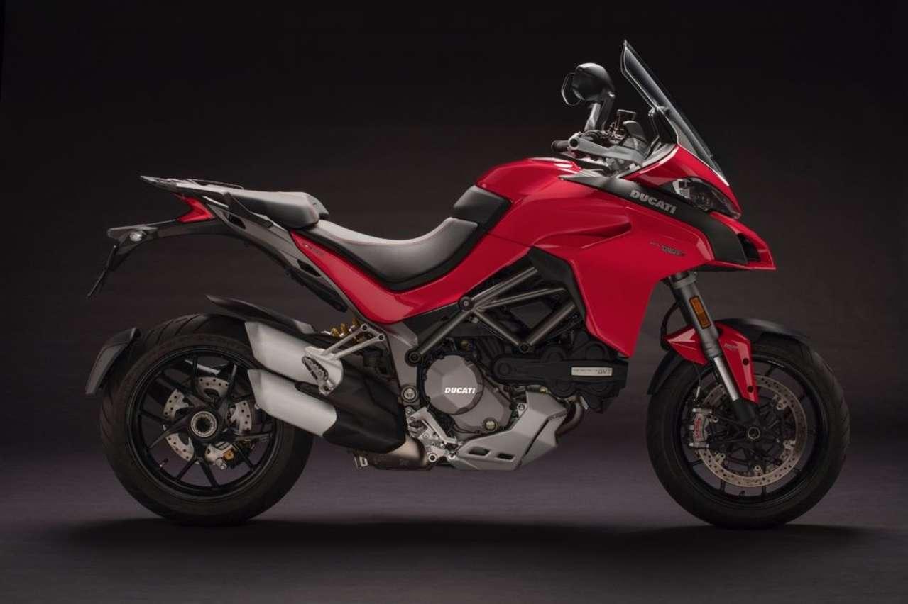 Stark wie nie: die neue Ducati Multistrada 1260.