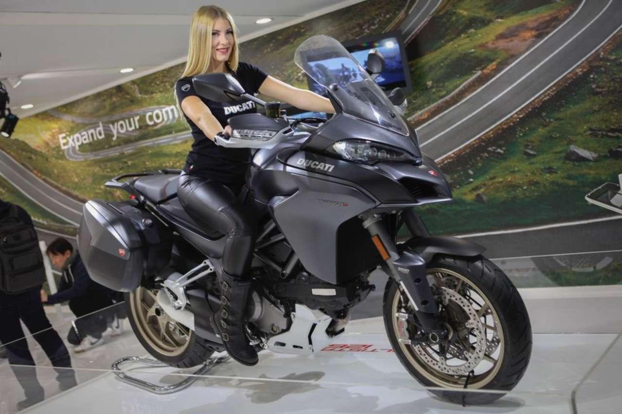 Ducati Multistrada 1260: Noch mehr Power und Performance für Ducati meistverkauftes Modell.
