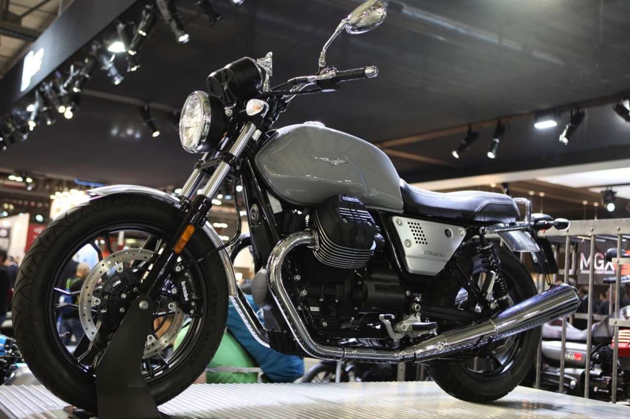 Moto Guzzi V7 III Milano: Edle neue Modellvariante der meistverkauften Guzzi.