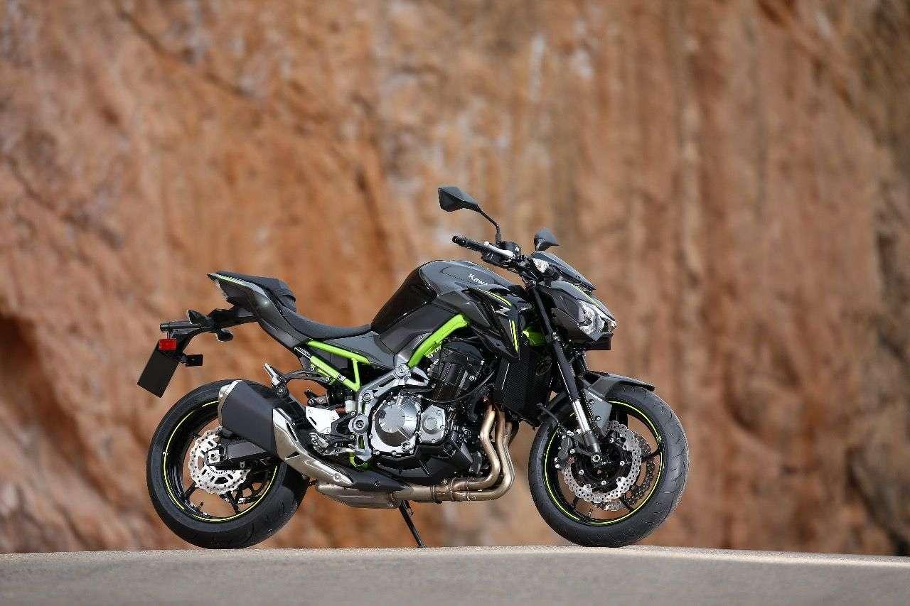 Kawasaki Z900 – aus jeder Perspektive schärfer als zuvor.