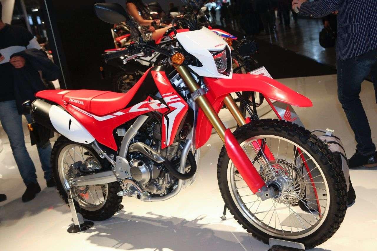 Honda CRF250.