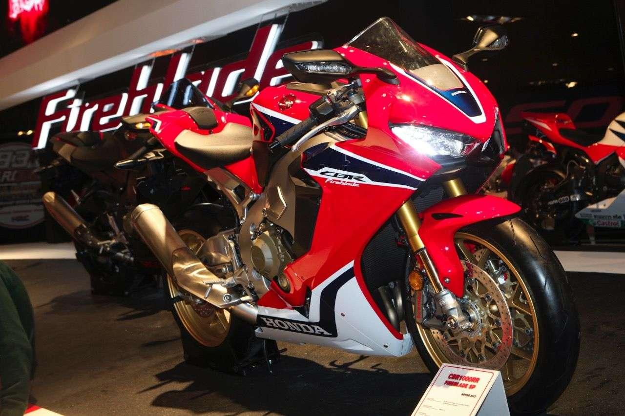 Honda CBR1000RR Fireblade.
