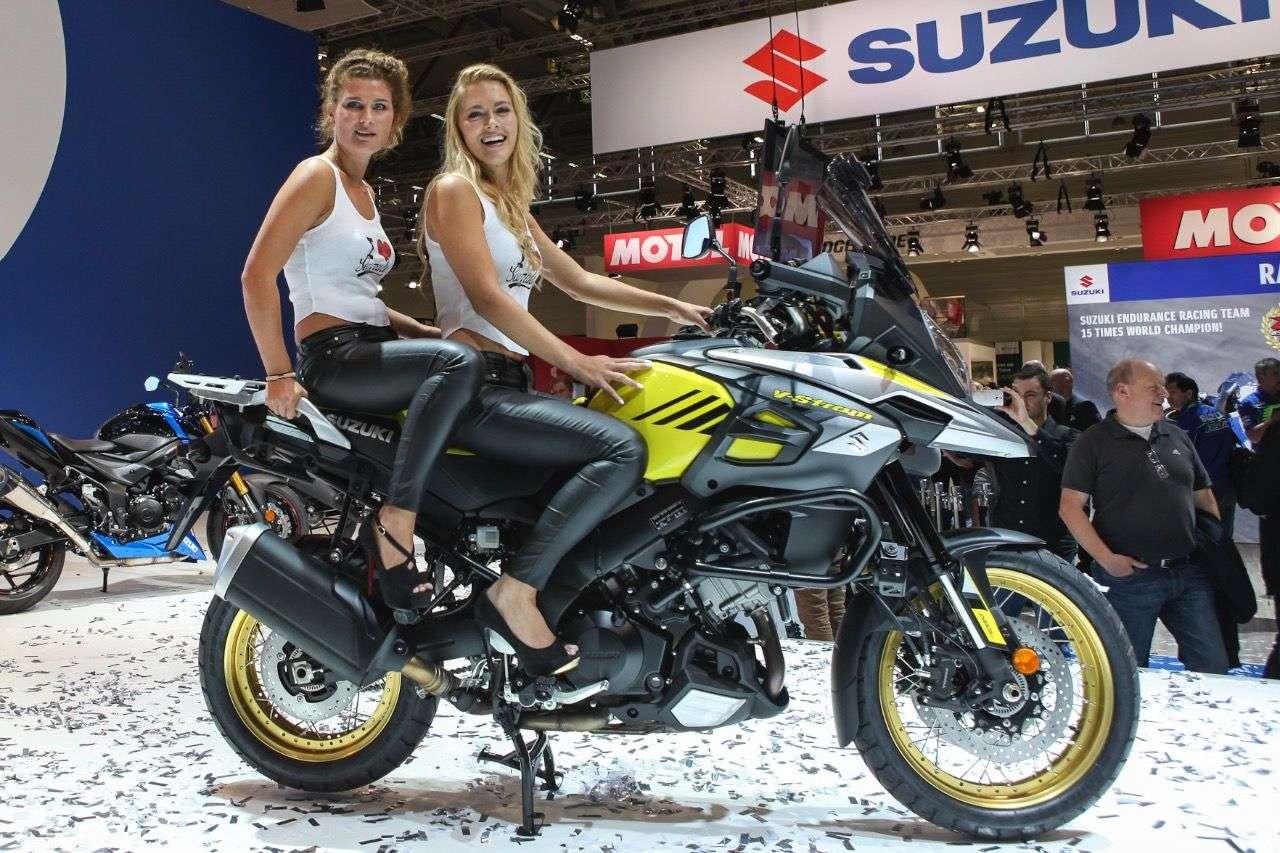 Suzuki V-Strom 650/1000 XT.