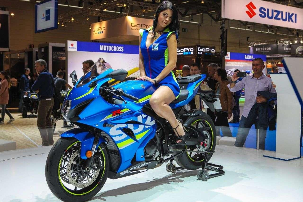 Suzuki GSX-R1000.