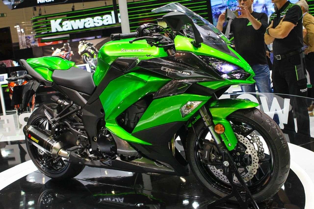 Kawasaki Z1000SX.