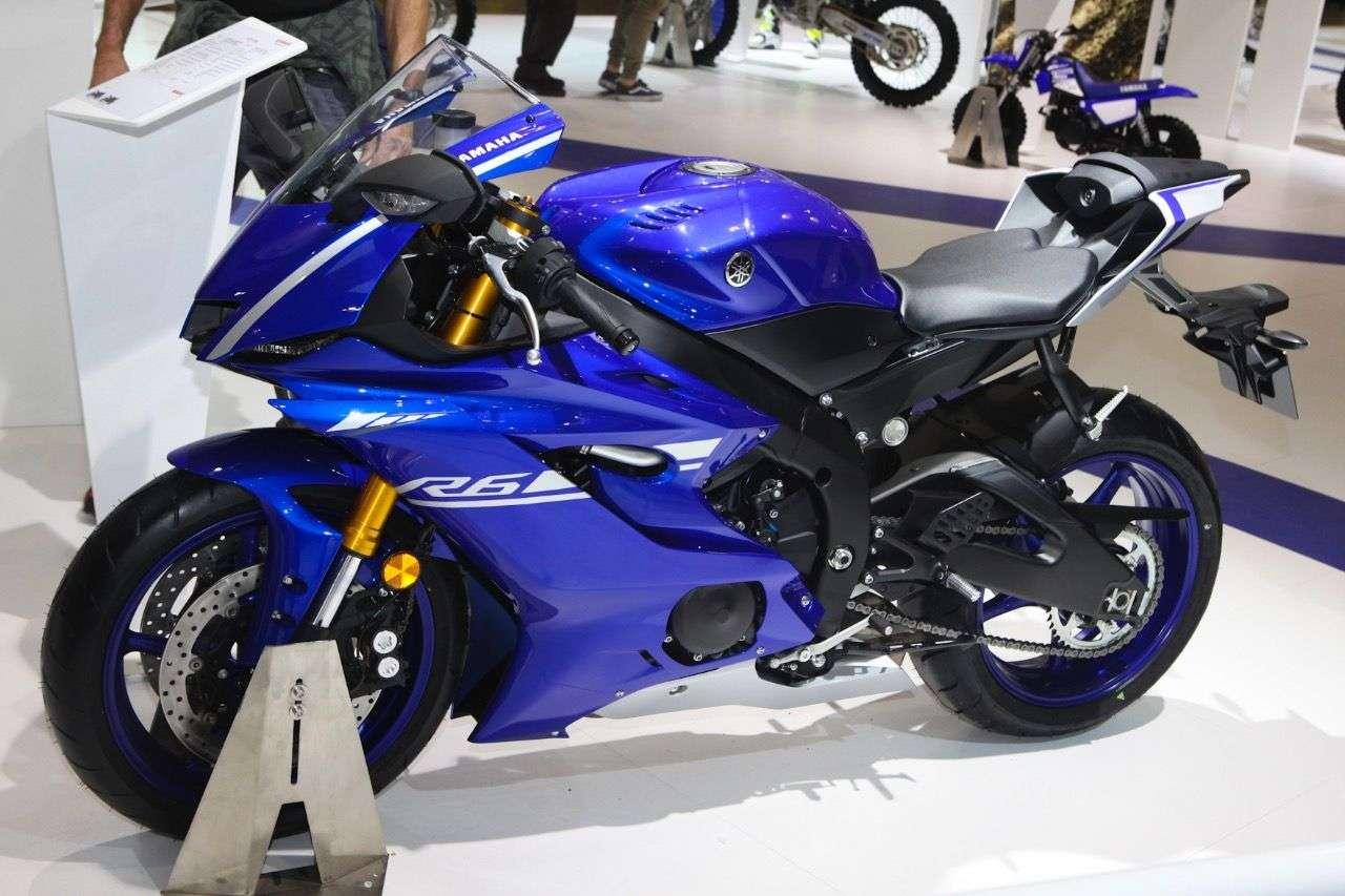 Yamaha YZF-R6.