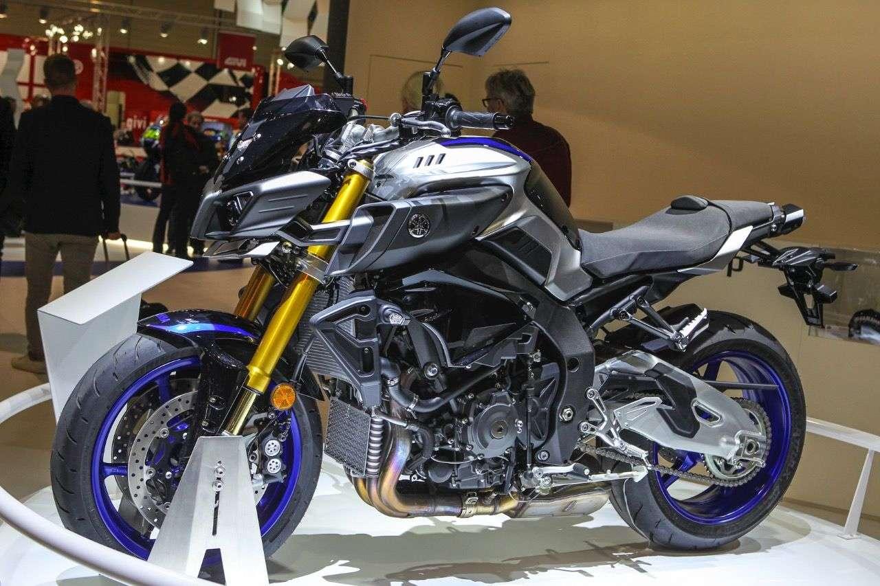 Yamaha MT-10 SP.