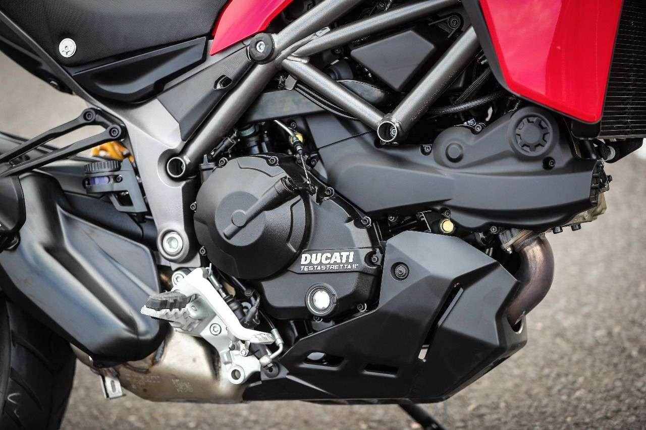 Multistrada 950: Der 937-Kubik-Motor befeuert auch die Hypermotard und zukünftig die neue Supersport