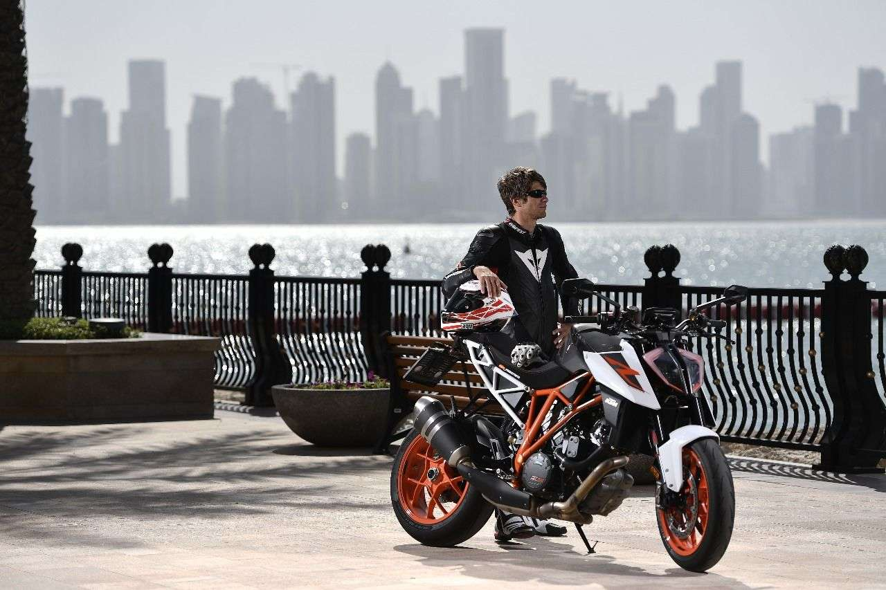 KTM 1290 Super Duke R 2017 in Doha
