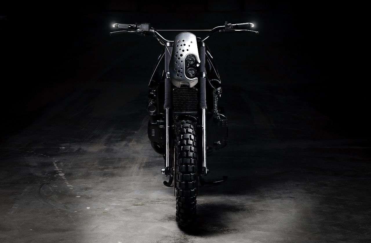 BMW K 100 Xaver by Titan Motorcycles – Fotos © Klemens König