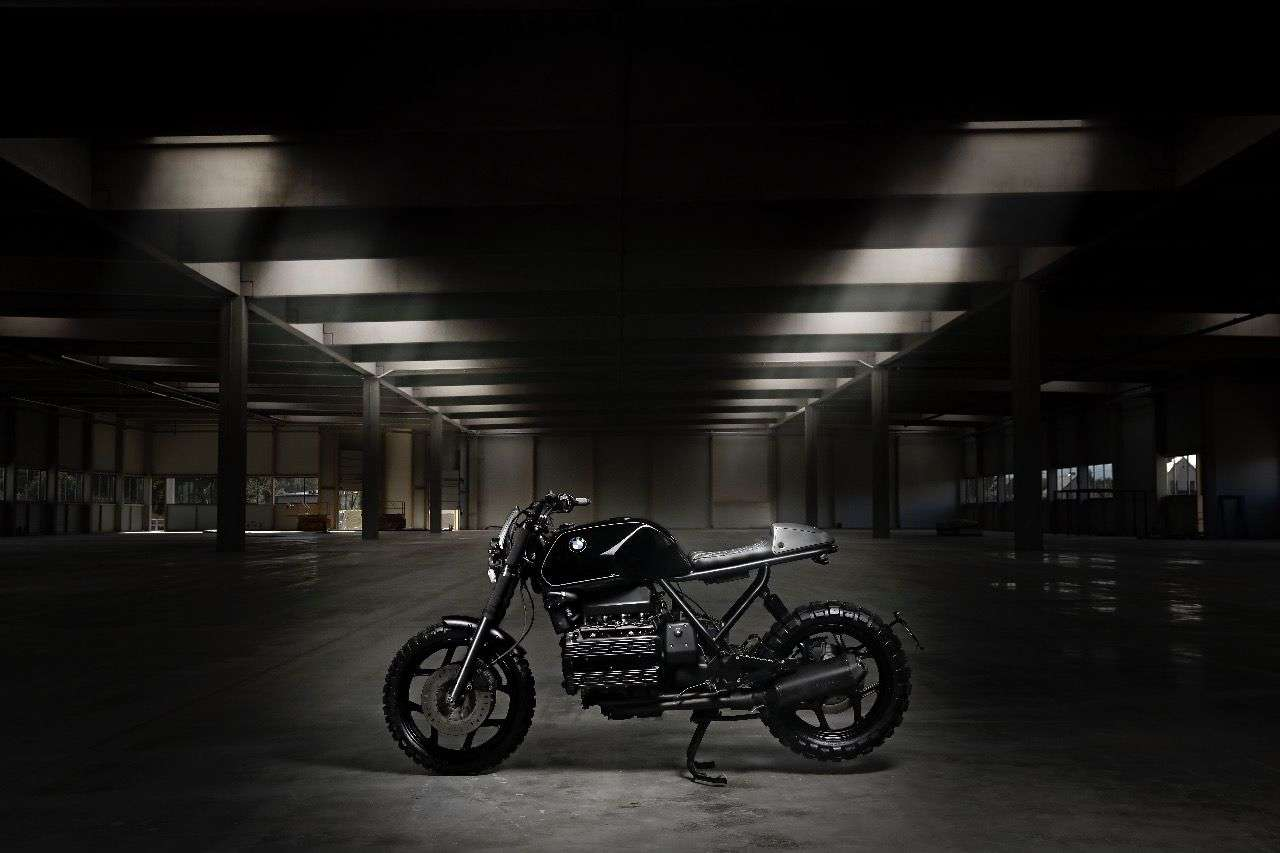 BMW K 100 Xaver –by Titan Motorcycles. Fotos: © Klemens König.