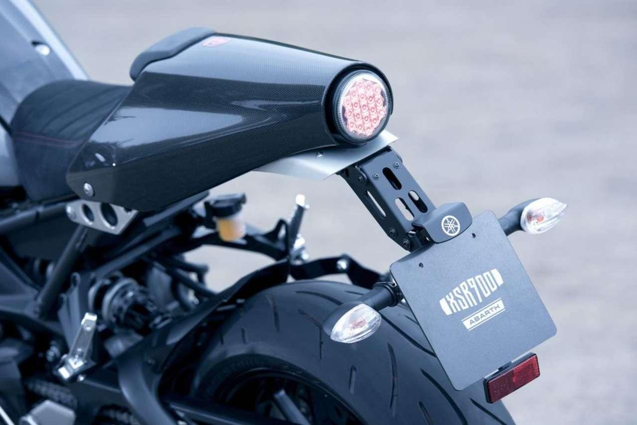 XSR900 Abarth