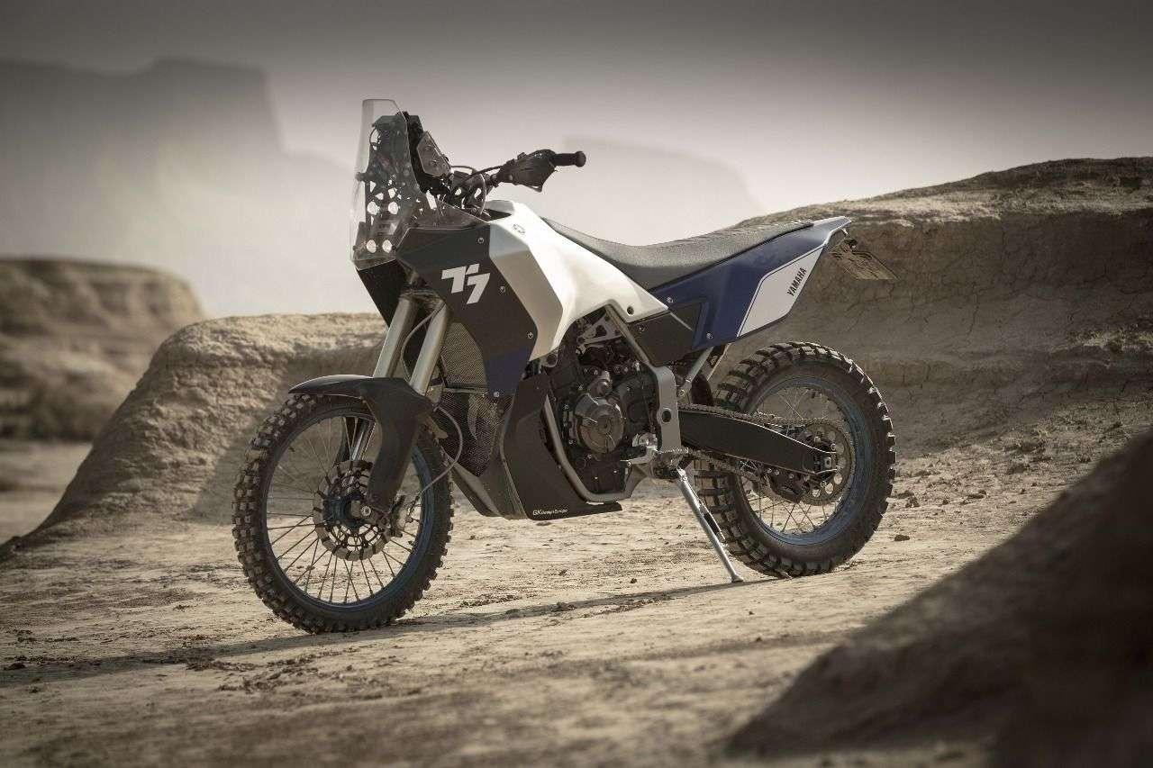 T7 Concept Bike - so ähnlich wird die neue Ténéré aussehen