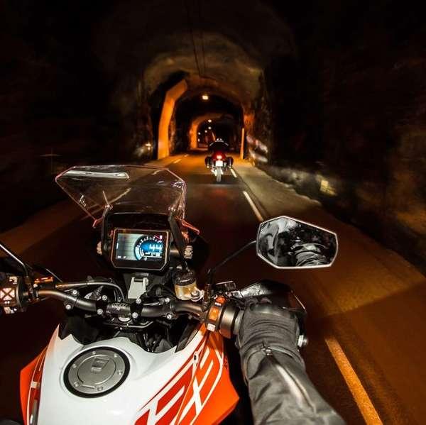 Das neue Cockpit für KTM 1290 Super Adventure S und R