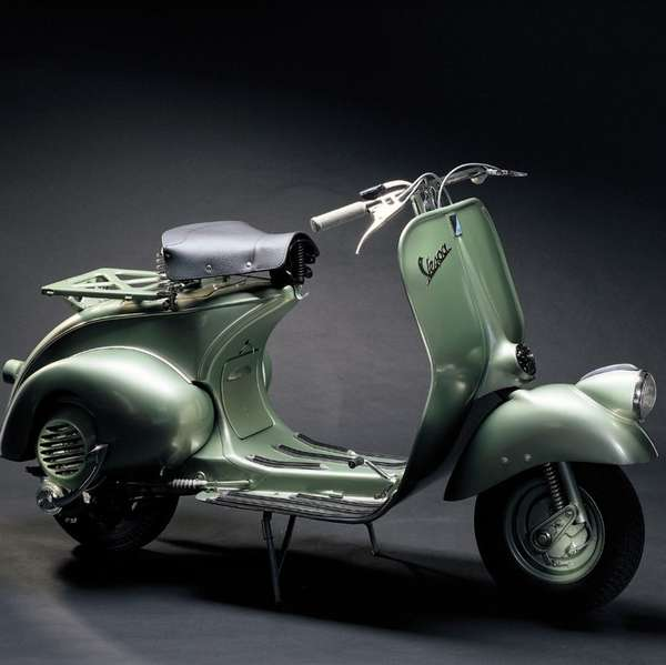 Vespa 125 aus dem Jahr 1948