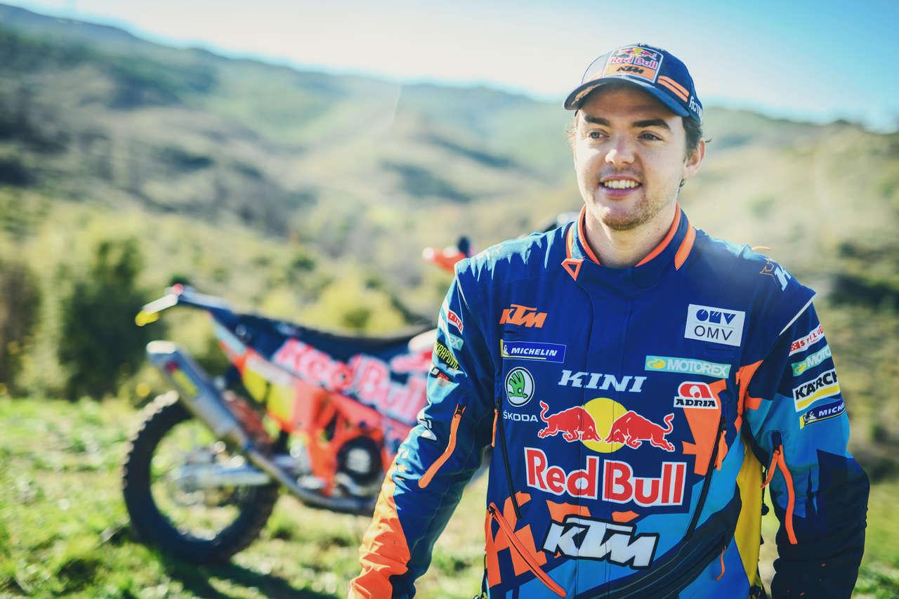 Matthias Walkner, der erste österreichische Dakar-Sieger. Alle Fotos: Sebas Romero.
