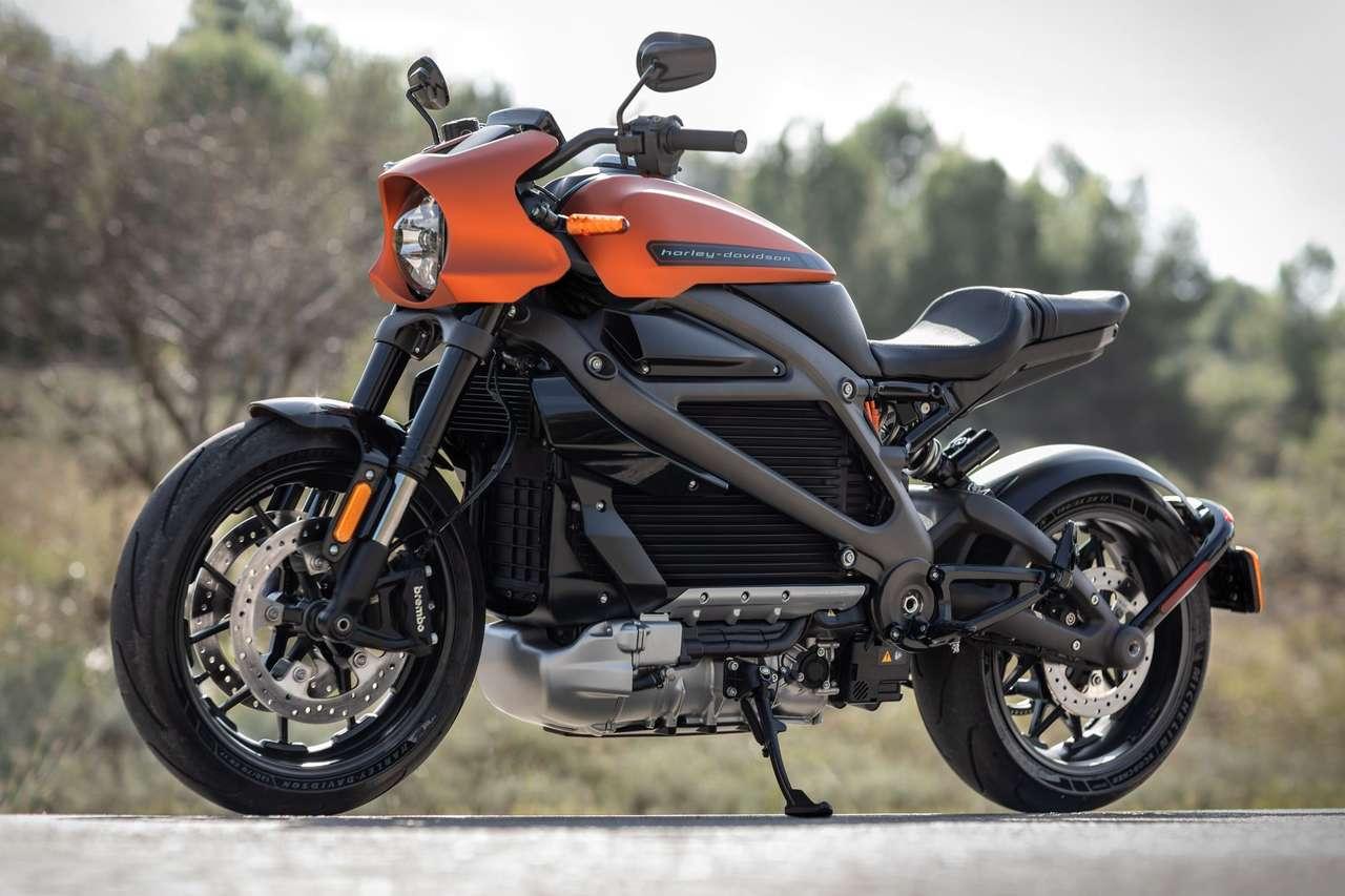 Harley Elektrofahrrad! LiveWire, Elektroscooter und Mountainbike