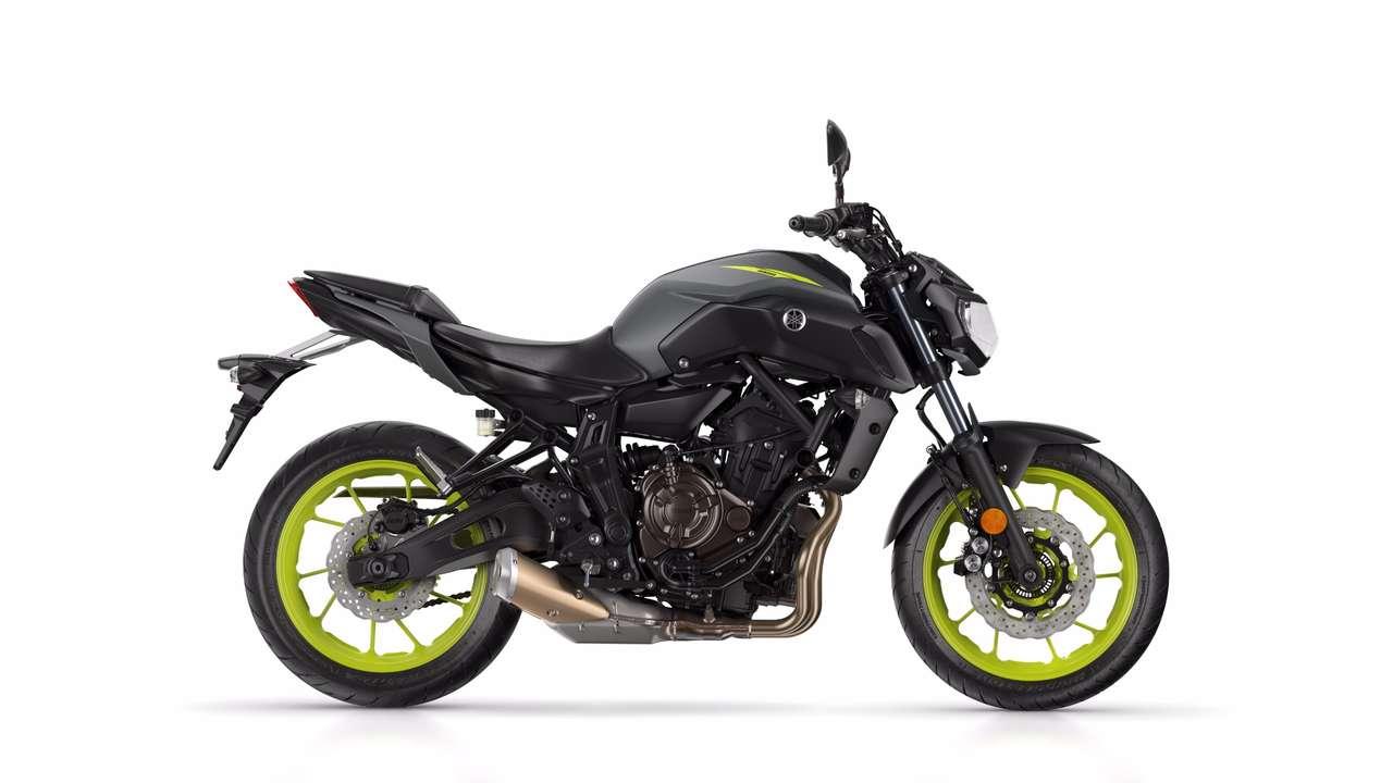 Yamaha MT-07: Nach dem Facelift souverän aufs Podest gestürmt.