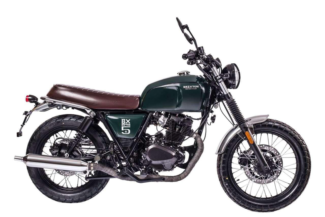Brixton BX125: Überraschungserfolg aus Österreich! Die junge Marke landet mit dem Vintage-Bike auf Rang 8!