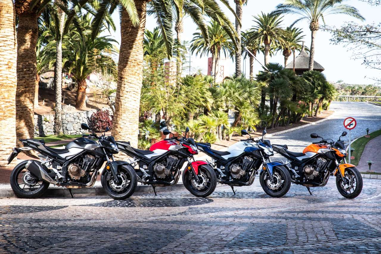 Honda Cb500f 2019 Im Test Das Perfekte A2 Bike