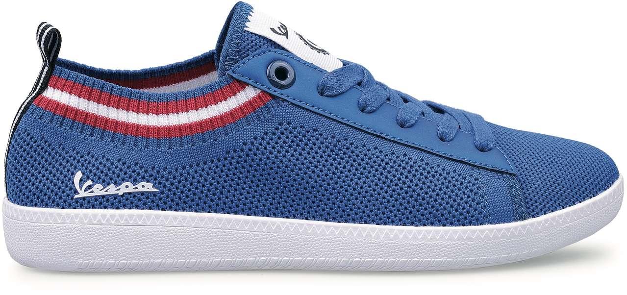 Modell Pop: Ebenfalls aus Textil und in Blau, Weiß, Grau oder Schwarz um 89,90 Euro erhältlich.