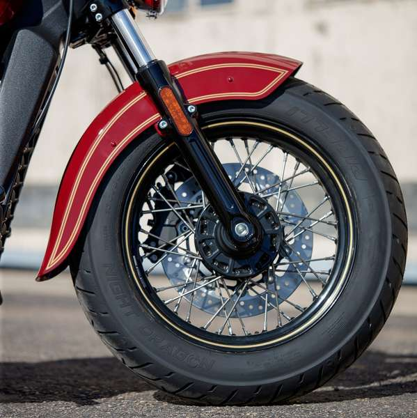 Limited Edition Scout 100th Anniversary Front Fender