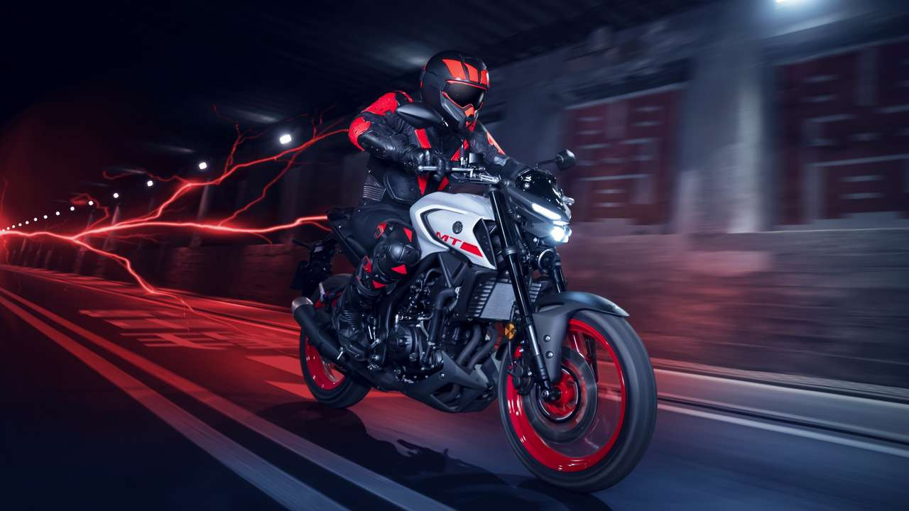Verwechslungsgefahr: Yamaha MT-03 und ...
