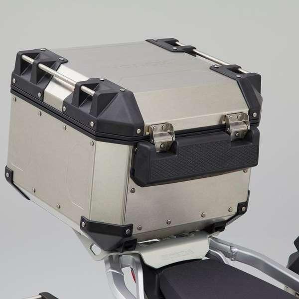 Endlich gibt es im Zubehörprogramm von Honda ein hochwertiges Alu-Kofferset