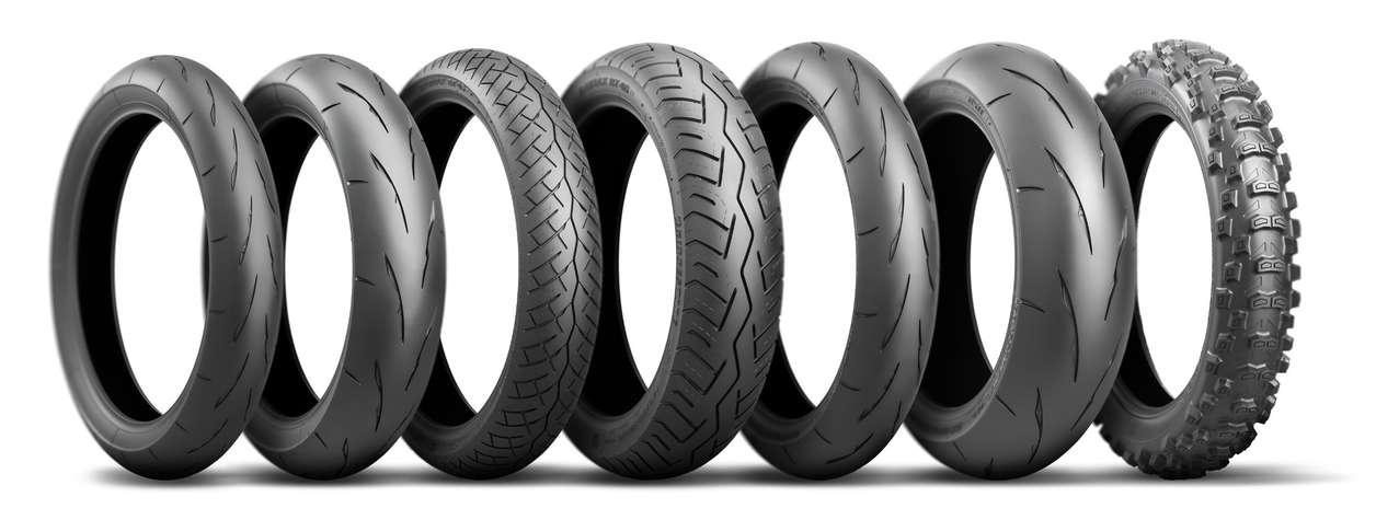 4 neue Bridgestone-Reifentypen für 2020