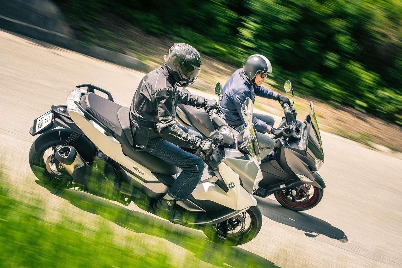 Maximale Power bei BMW und Suzuki