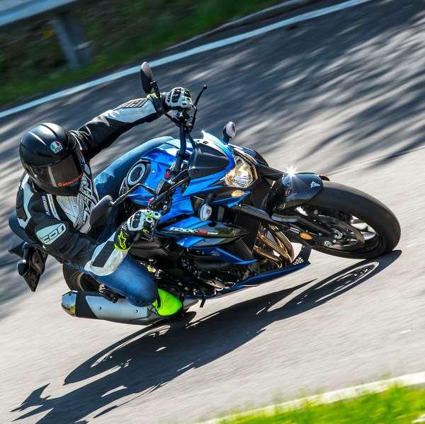Platz 14: 228x Suzuki GSX-S750